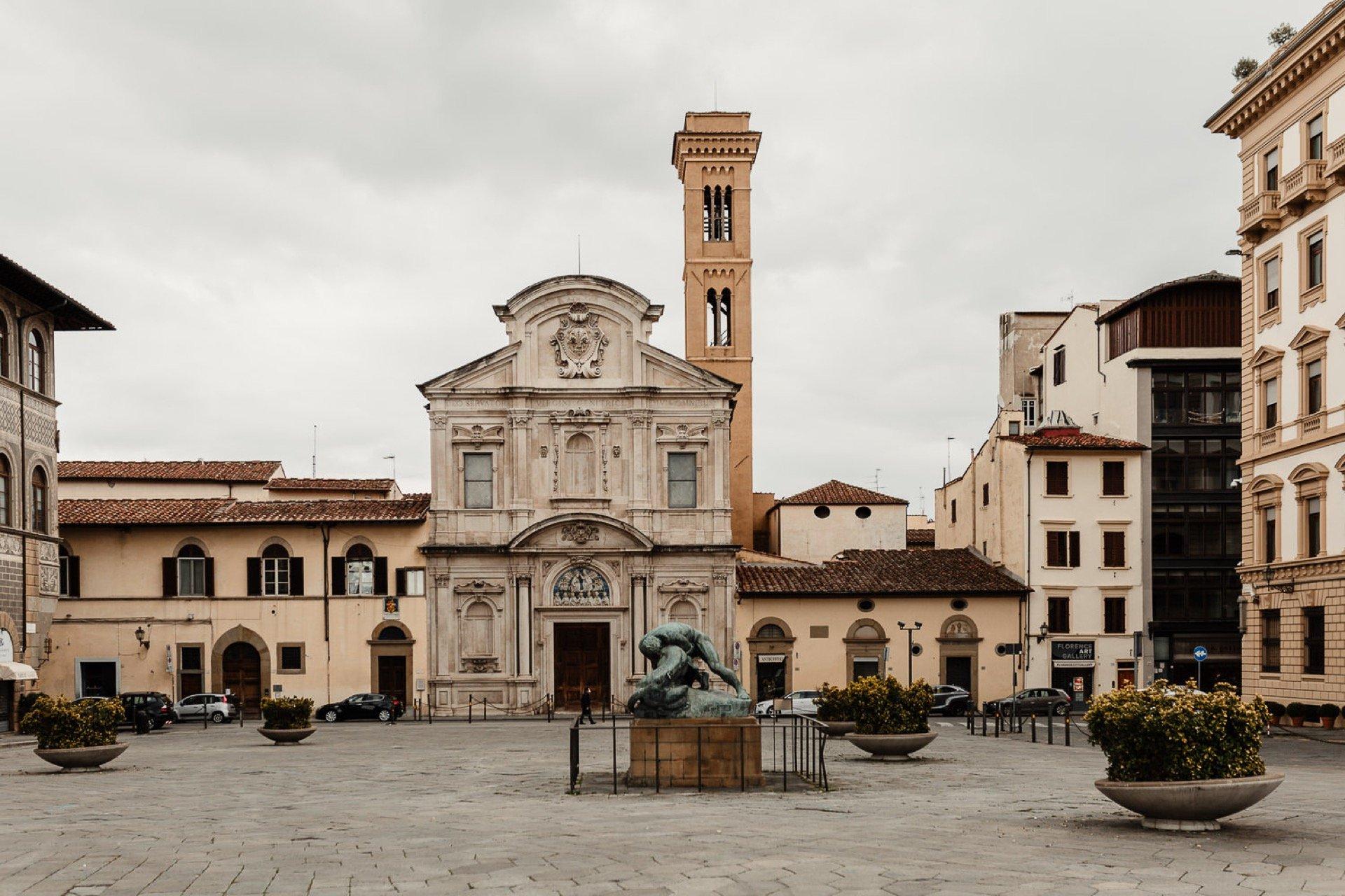 Firenze during CORONAVIRUS Covid-19