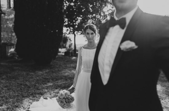 Intimate Wedding Inspiration in Tuscany