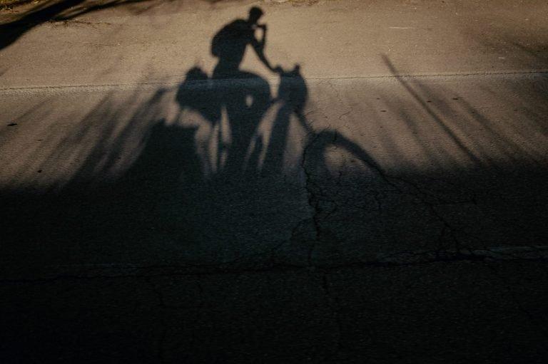 Bikepacking outdoor adventure on a gravel bike